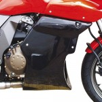 Kawasaki Z750S 2005» - Fairing Lowers