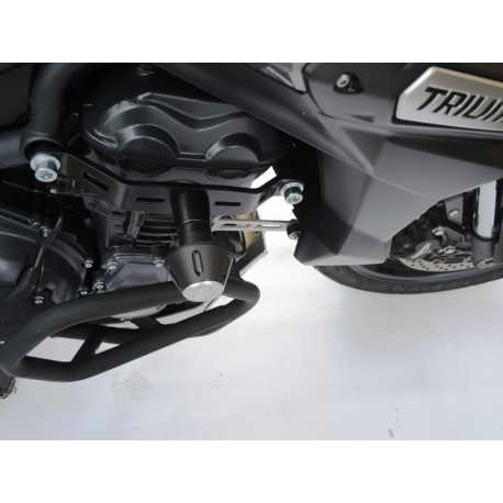 Triumph Street Twin 900 2016on - PHV2 Frame Crash Protector