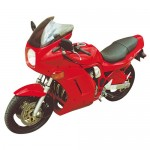 Suzuki GSF650 Bandit 2005» - Single Headlight ST Sports Touring Fairing