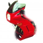 Honda XBR500 - Single Headlight ST Sports Touring Fairing