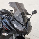Kawasaki Z1000SX - Flip up/Tall screen
