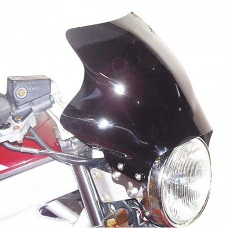 Honda CB-1 Big One CB1000 1993on - Universal Stylish Fly Screen Kit - Delta Fly Screen