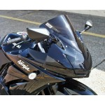 Kawasaki Ninja 250R 2008» - Double Bubble Screen