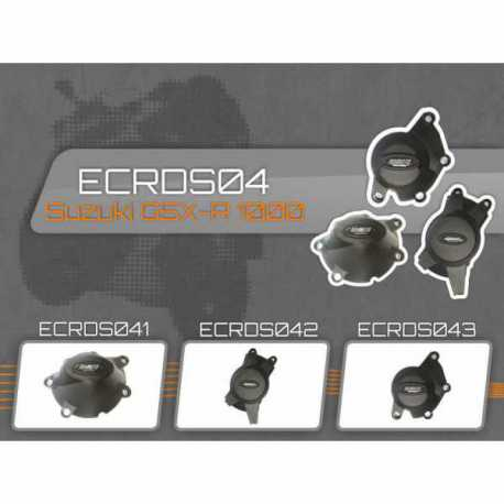 Suzuki GSXR1000 2009-16 - Engine Cover Set (ECRDS04)