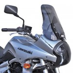 Kawasaki 650 VERSYS 2007» - Flip-up-Tall Screen