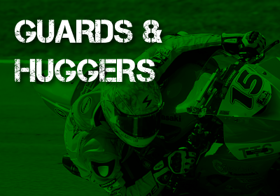 Motorcycle Guards and Huggers