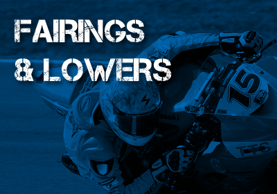 Motorcycle Fairings and Lowers